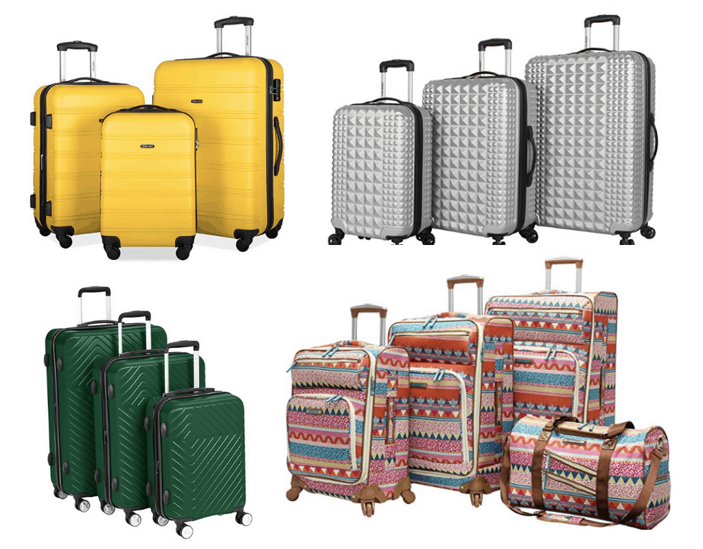 Cute Luggage Sets Recs For Budget Suitcases A Upgrade